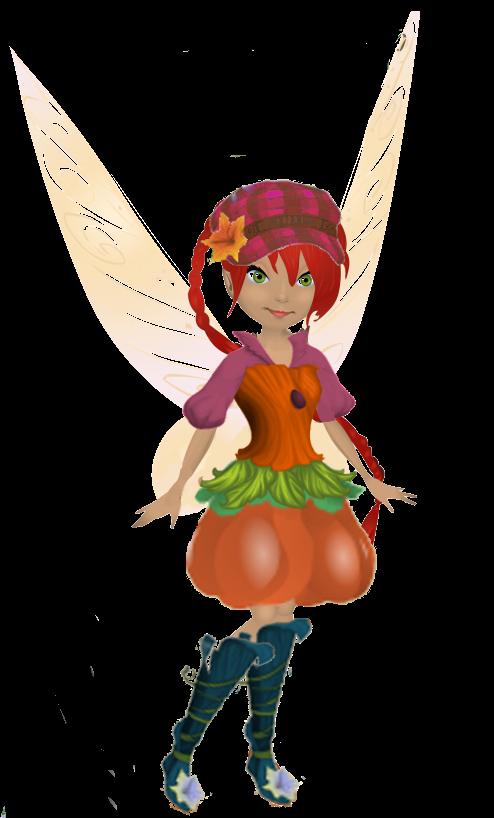 Phoebe Bumbleflip pumpkin